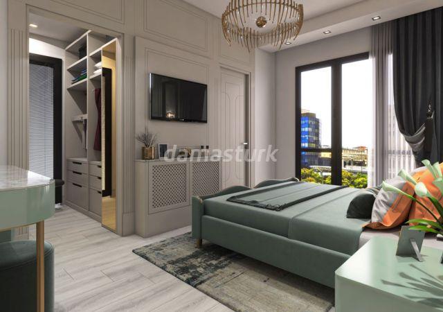 مجمع شقق فاخر جاهز للسكن في اسطنبول الأوروبية منطقة بيليك دووز     داماس تورك العقارية 04