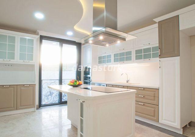 Villas for sale in Turkey - Istanbul - the complex DS358 || damasturk Real Estate 13