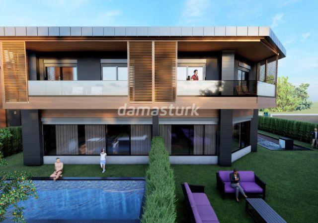 Villas for sale in Antalya - Turkey - Complex DN066 || damasturk Real Estate  03