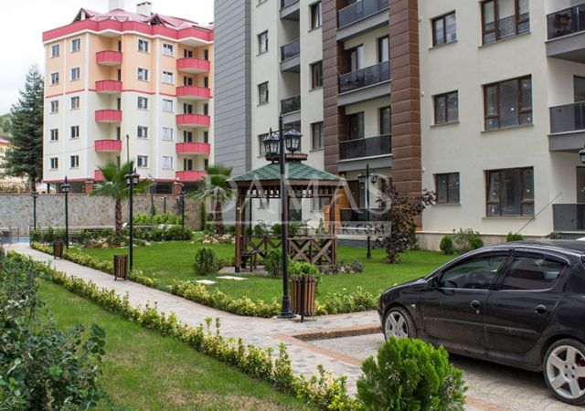 مجمع داماس 418 في اسطنبول - صورة خارجية 04