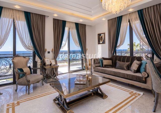 Apartments for sale in Antalya - Turkey - Complex DN080 || damasturk Real Estate Company 13