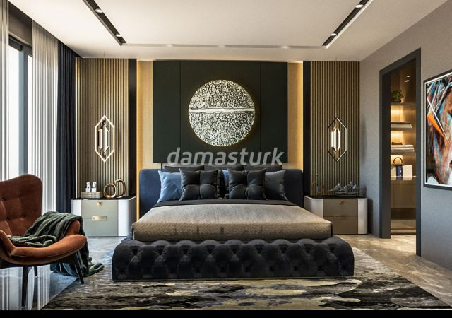شقق للبيع في أنطاليا - تركيا - المجمع  DN078     شركة داماس تورك العقارية  09