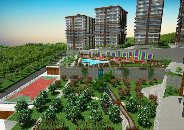 منازل للبيع في طرابزون - مجمع داماس 406 في طرابزون - صورة خارجية 03