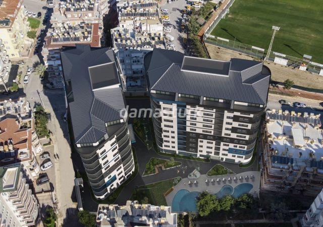 Apartments for sale in Antalya - Turkey - Complex DN077    damasturk Real Estate Company 03