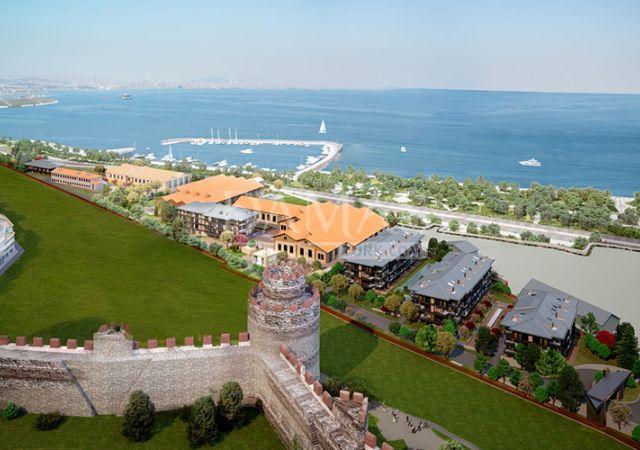 مجمع داماس 237 في اسطنبول - صورة خارجية 03