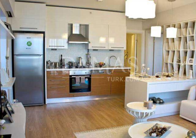 منازل للبيع في بورصة - مجمع داماس 206 في بورصة - صورة داخلية 07