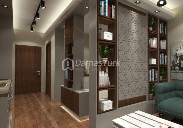 شقق للبيع في إسطنبول تركيا - المجمع DS183 || شركة داماس تورك العقارية 06