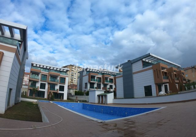 Apartments for sale in Turkey - Istanbul - the complex DS373 || damasturk Real Estate Company 04