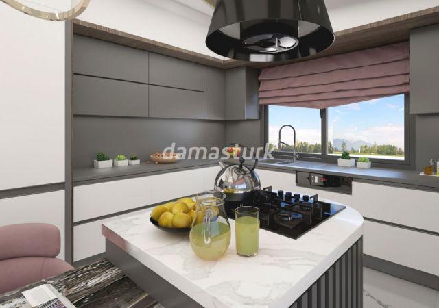 شقق للبيع في أنطاليا - تركيا - المجمع  DN040 || شركة داماس تورك العقارية  08