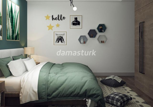 شقق للبيع في تركيا - المجمع  DS323    شركة داماس تورك العقارية  04
