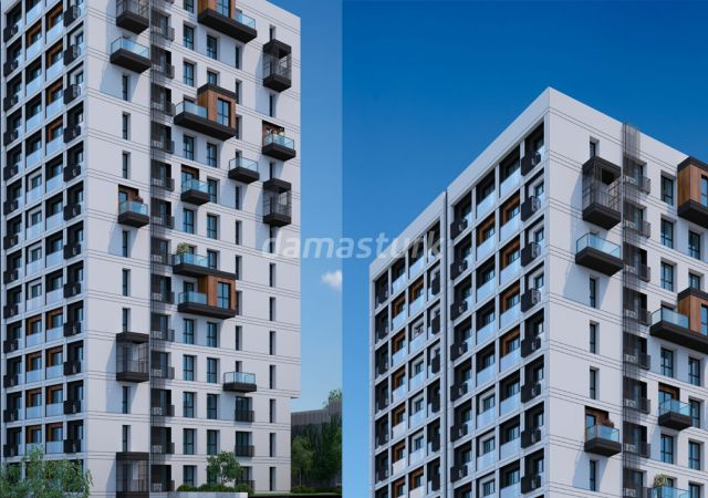 Apartments for sale in Turkey - complex DS320 || damasturk Real Estate Company 02