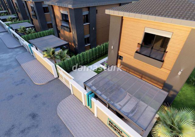 Villas for sale in Antalya - Turkey - Complex DN066 || damasturk Real Estate  05
