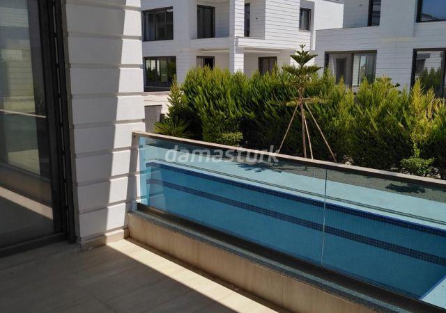 فلل للبيع في أنطاليا تركيا - المجمع  DN026  || شركة داماس تورك العقارية  05