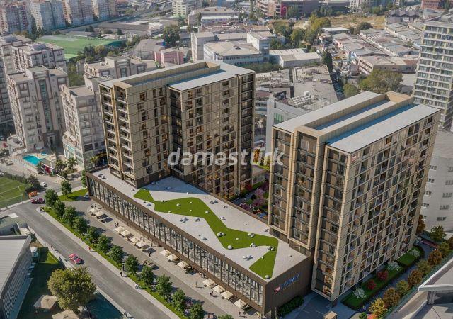 Appartements à vendre en Turquie - le complexe DS325 || Société immobilière de damasturk 02