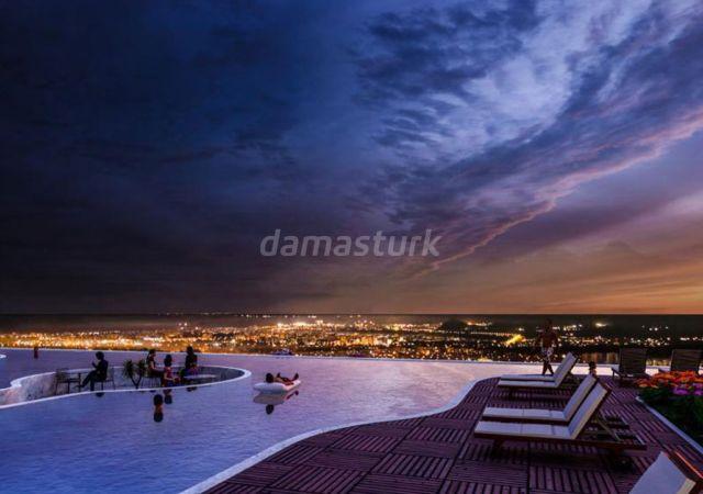 شقق للبيع في أنطاليا - تركيا - المجمع  DN084     شركة داماس تورك العقارية  04