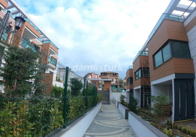Apartments for sale in Turkey - Istanbul - the complex DS373 || damasturk Real Estate Company 06