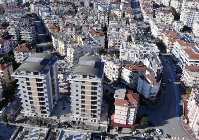 شقق للبيع في أنطاليا - تركيا - المجمع  DN090    داماس تورك العقارية  01