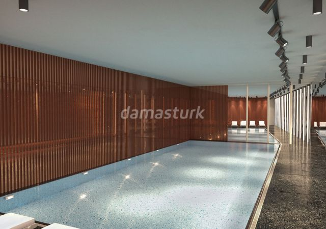 Apartments for sale in Turkey - complex DS320 || damasturk Real Estate Company 07