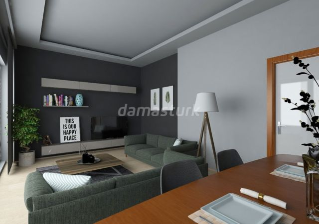 شقق للبيع في بورصة تركيا - المجمع DB036 || شركة داماس تورك العقارية 07