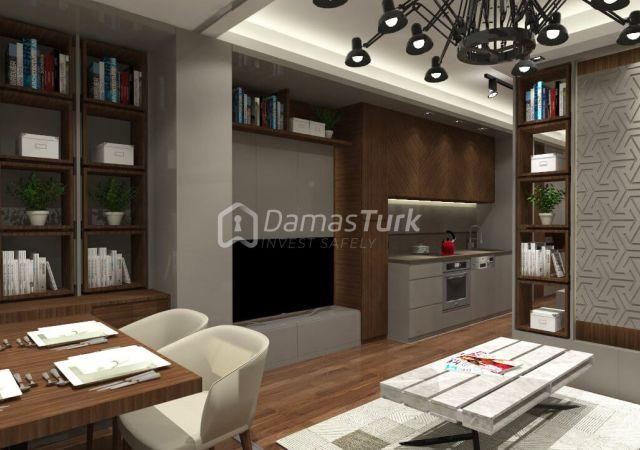 شقق للبيع في إسطنبول تركيا - المجمع DS183 || شركة داماس تورك العقارية 08