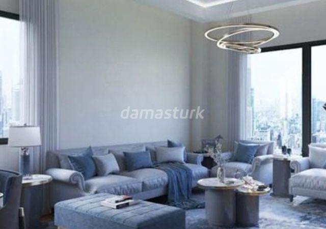 شقق للبيع في إسطنبول تركيا - المجمع DS309 || شركة داماس تورك العقارية  06