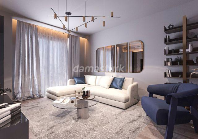 شقق للبيع في إسطنبول تركيا - المجمع DS305    شركة داماس تورك العقارية  01