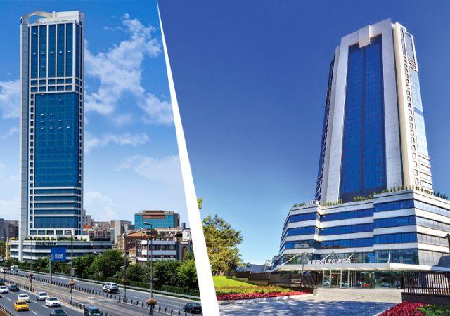 مجمع داماس 183 في اسطنبول - صورة خارجية 01