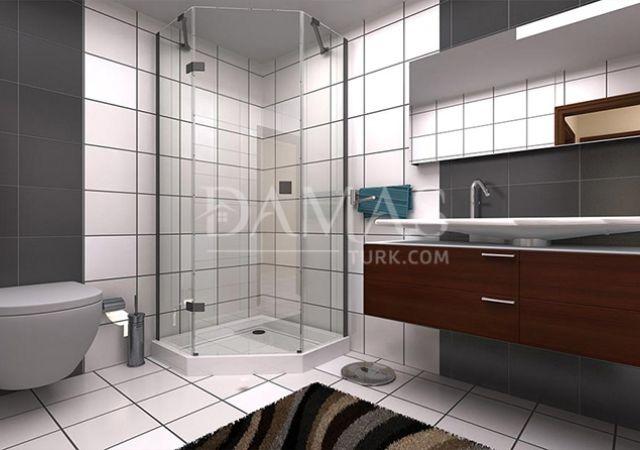 منازل للبيع في طرابزون - مجمع داماس 406 في طرابزون - صورة داخلية 09