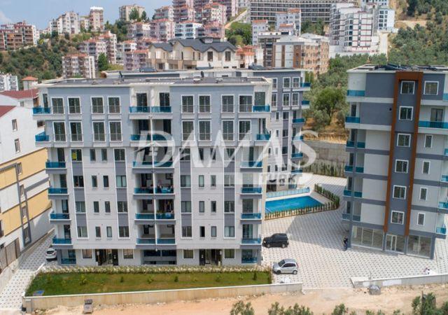 مجمع داماس 843 في اسطنبول - صورة خارجية   06