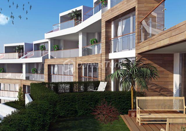مجمع استثماري جاهز للسكن في إسطنبول الأوروبية في منطقة بيوك شكمجة DS272    داماس تورك العقارية 03