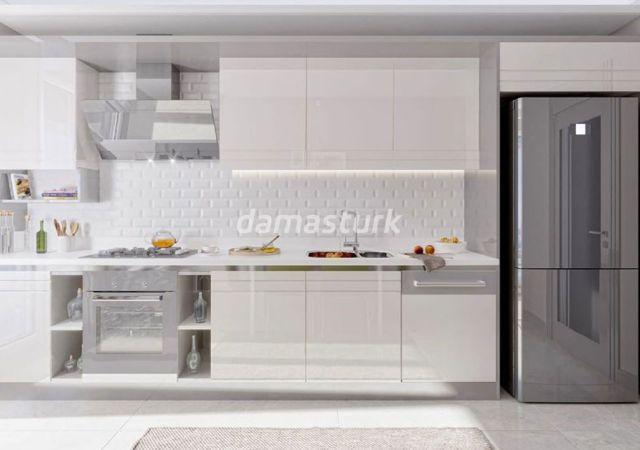 شقق للبيع في تركيا - اسطنبول - المجمع  DS375  || داماس تورك العقارية  03