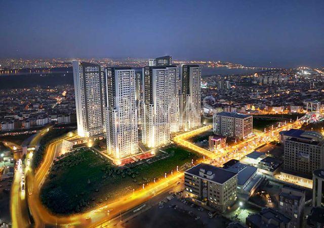 مجمع داماس 188 في اسطنبول - صورة خارجية 03