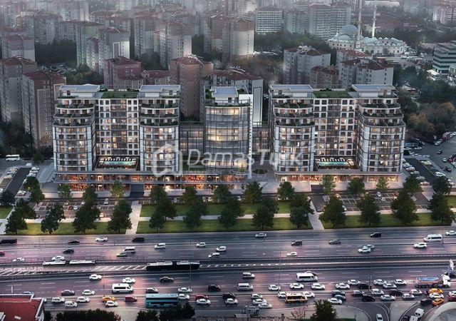 شقق للبيع في إسطنبول تركيا - المجمع DS088 || داماس تورك العقارية 02