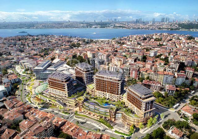 مجمع داماس 281 في اسطنبول - صور خارجية 02