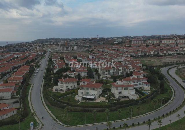 فلل للبيع في تركيا - المجمع  DS318    شركة داماس تورك العقارية  01