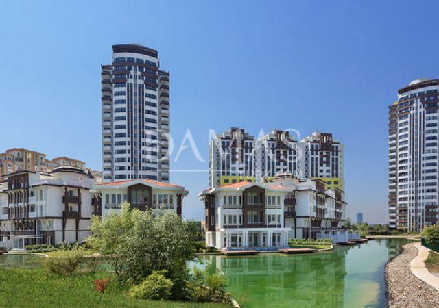 منازل للبيع في بورصة - مجمع داماس 206 في بورصة - صورة خارجية 07