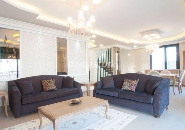 Villas for sale in Turkey - Istanbul - the complex DS358 || damasturk Real Estate 12