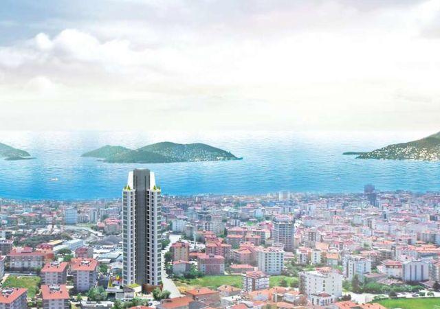 شقق للبيع في تركيا - اسطنبول - المجمع  DS347  || داماس تورك العقارية  01