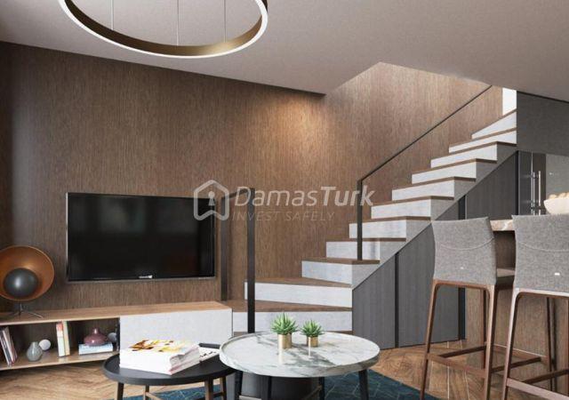مجمع قيد الإنشاء في إسطنبول الأوروبية في منطقة كايت هانة. DS271    داماس تورك العقارية 01