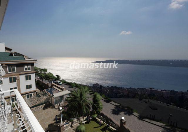مجمع شقق بإطلالة رائعة على البحر والبحيرة  في اسطنبول الأوروبية منطقة بيوك شكمجة || داماس تورك العقارية 05