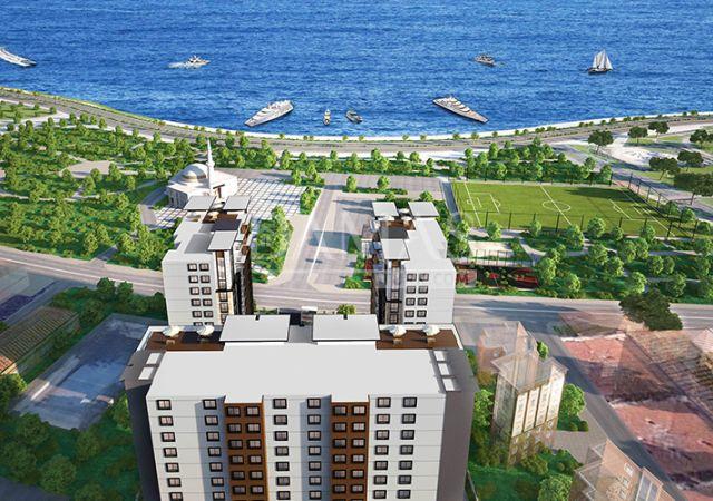 مجمع داماس 265 في اسطنبول - صورة خارجية 05