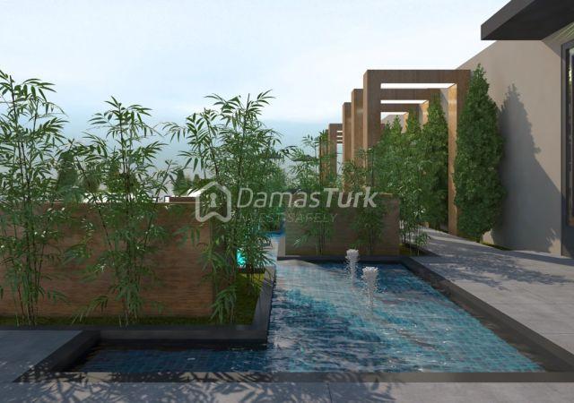 مجمع شقق قيد الإنشاء بإطلالة بحرية بالتقسيط المريح  في اسطنبول الأوروبية منطقة بيليك دوزو DS287  || شركة داماس تورك العقارية 06