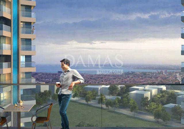 مجمع داماس 271 في اسطنبول - صورة خارجية 03