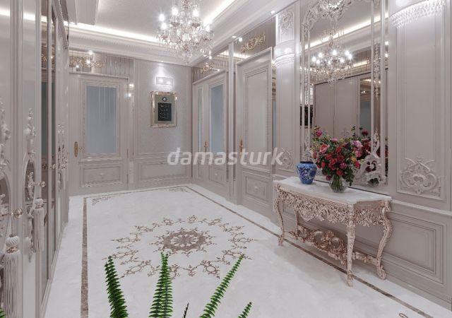 فلل للبيع في تركيا - المجمع  DS328 || شركة داماس تورك العقارية  01