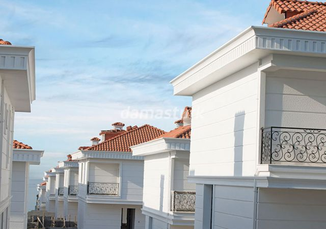 Villas for sale in Turkey - Istanbul - the complex DS358 || damasturk Real Estate 05