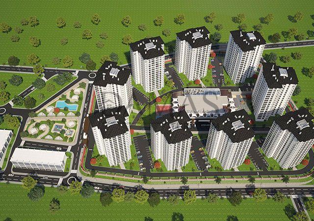 الاستثمار في طرابزون - مجمع داماس 405 في طرابزون - صورة خارجية 06