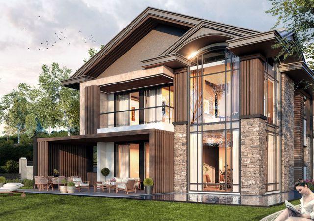 Apartments for sale in Turkey - Kocaeli - complex DK011 || damasturk Real Estate Company 01