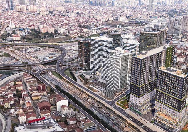 مجمع داماس 270 في اسطنبول - صورة خارجية 03