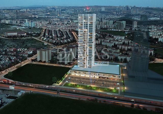 مجمع داماس 705 في أنقرة - صورة خارجية 02