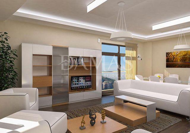 منازل للبيع في طرابزون - مجمع داماس 406 في طرابزون - صورة داخلية 02